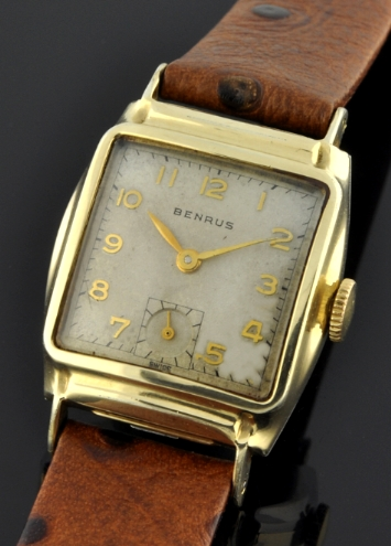 Benrus Vintage Watch Watchesto