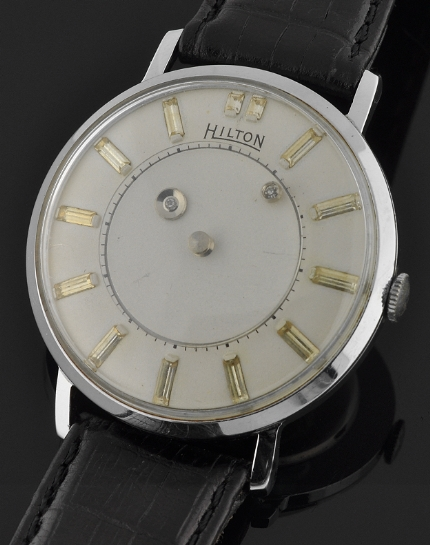 Used Breitling Watches >> Hilton Mystery Dial - WatchesToBuy.com