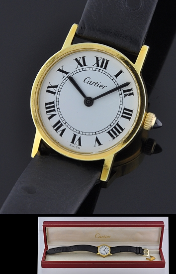 Used Breitling Watches >> Vintage Ladies Cartier Watch - WatchesToBuy.com