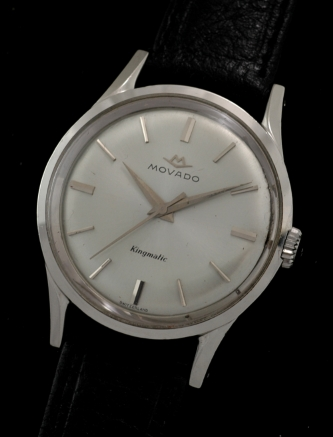 Used Breitling Watches >> Movado Automatic vintage watch - WatchesToBuy.com