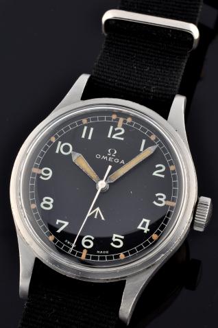 military omega british watchestobuy