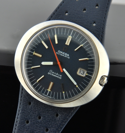 vintage omega watches 1960s