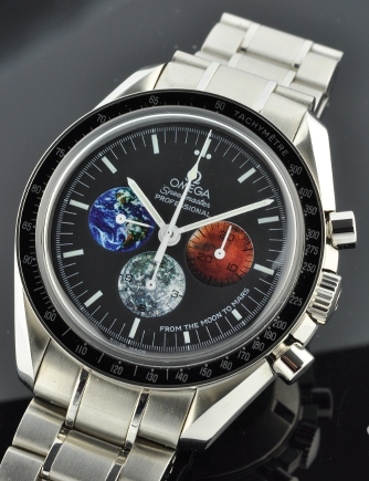 Description. SOLD! This newer OMEGA SPEEDMASTER PROFESSIONAL SPECIAL ...