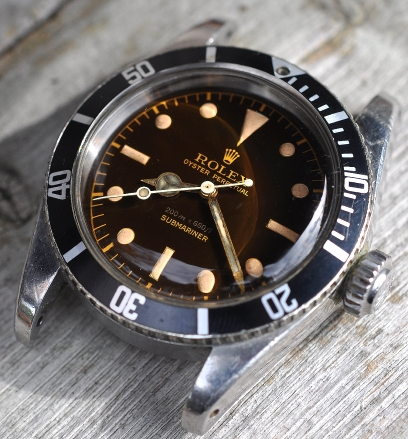 Rolex Submariner 6538 James Bond Watchestobuy Com