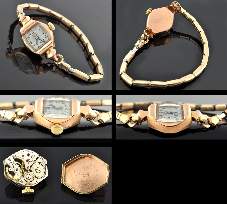 Vintage Rolex Watches For Women