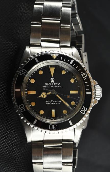 RolexSubmariner1968s