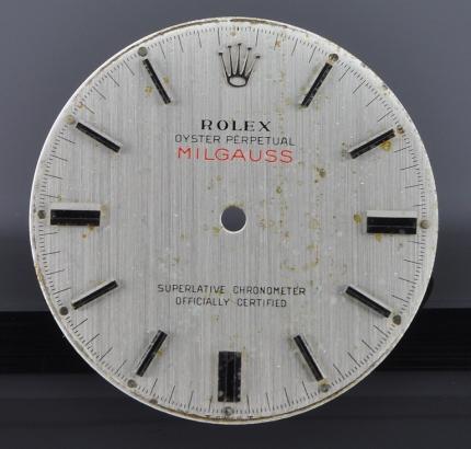 RolexMilgaussDials