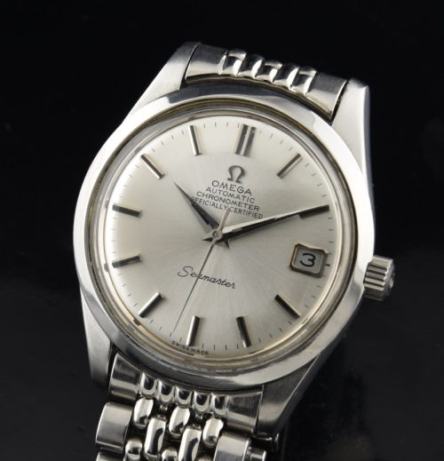 Omega Seamaster Chronometer Vintage Watch Watchestobuy Com