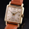 Gruen 14k. Solid Gold Automatic 1950's