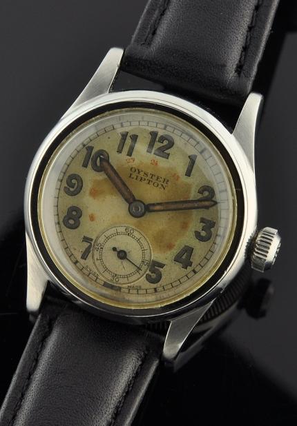 Oyster Lipton WW2 Rolex Military