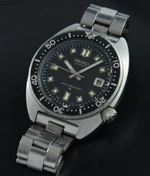 Seiko 6105-8000 Dive Watch 1968
