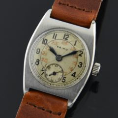 Seiko WW2 Military Watch